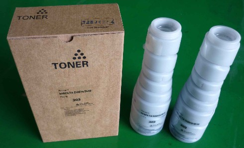 Toner Cartridge of Minolta EP-303A/B (DI3010/3510)