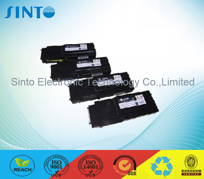 Toner Cartridges for Dell C3760N, Comes in Black, Cyan, Magenta, Yellow and Gray