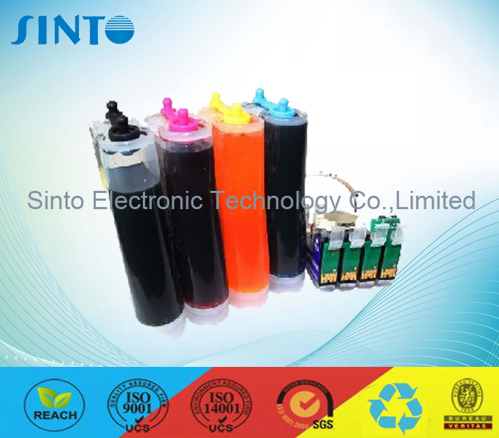 Continuous Ink System for Epson S22/SX125/SX420W/SX425W DP-S22-D