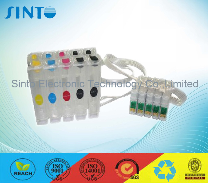 Continuous Ink Supply System for Epson T30/T33 ST-T30-E