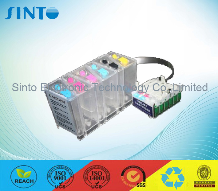 Continuous Ink Supply System for Epson T60 VT-T60-E